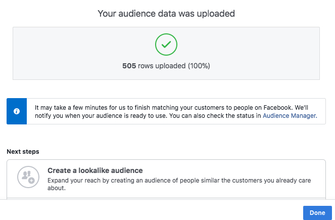 How To Create Facebook Lookalike Audience From Amazon Customer Data