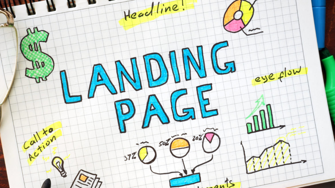landing page conversion rates