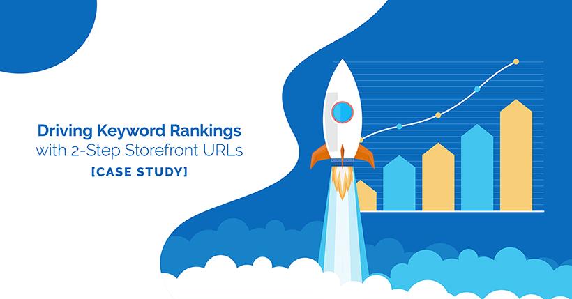 2 step url for amazon keyword ranking