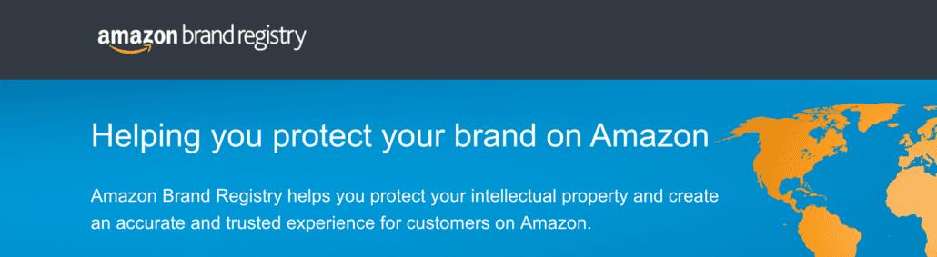 Amazon's Brand Registry program