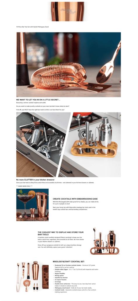 Mixology & Craft Enhanced Brand Content